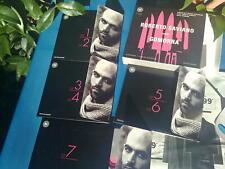 Roberto Saviano legge Gomorra Audiolibri 7 cd dischi audio