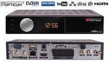 Opticum IP-Receiver Sloth Classic Plus mit PVR, IPTV, HDMI, DLNA