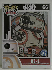 NIB, Funko PoP! Tees, #66 BB-8 T-Shirt Size L, Large