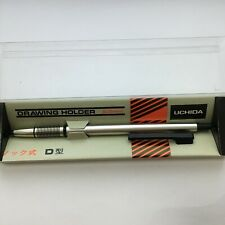 295 Uchida Drawing Holder D Mechanical Drafting Clutch Pencil NOS Made in Japan