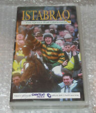 ISTABRAQ VHS Video Tape SIGNED BY CHARLIE SWAN