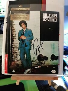 Billy Joel MUSICIAN Signed Autographed Photo 8X10 -- COA