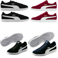 Puma Mens Trainers Smash V2 Suede Low Top Sneakers Leisure Casual Shoes Size