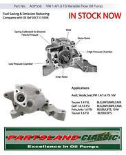Oil Pump VAG Audi A1 A3 Seat Alhambra Altea Ibiza Leon Toledo 1.4 TFSi Engine