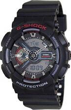 Casio Men GA110-1A XL Series By G-Shock Classic Analog-Digital Black Watch