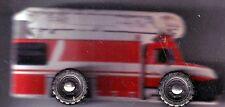 Le Camion de POMPIERS * ALbum Carton jeune enfant  langue au chat DK avec roues