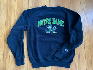 Notre Dame Fighting Irish Champion Sweatshirt Size Small EUC