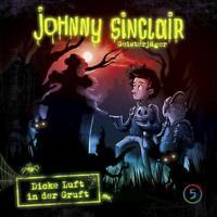 JOHNNY SINCLAIR - 05: DICKE LUFT IN DER GRUFT (TEIL 2 VON 3)   CD NEW