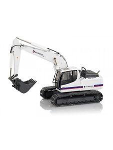 """Conrad 2948.01 Liebherr R 922 Excavator """"EUROVIA"""" 1:50 NEW IN BOX RARE"""