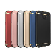 Full Slim Cover Handy Tasche für Samsung 360° Schutzhülle Bumper Case Panzerglas