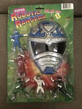 Super Robotic Ranger Playset Bootleg Power Rangers