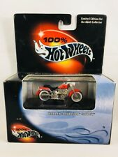 Hot Wheels Harley-Davidson Red Fatboy