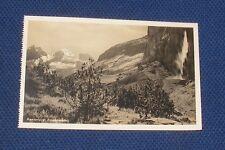 Switzerland - Kandersteg Staubbachfall - Old Postcard