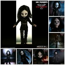 "LDD Presents The Crow stands 10"" tall"