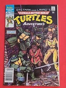 Teenage Mutant Ninja Turtles Adventures #1 🐢 Newsstand Variant 1st Krang Bebop