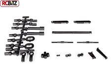 Axial Wraith Rear Sway Bar Set SOFT MEDIUM FIRM AX30782 Stabaliser Strut