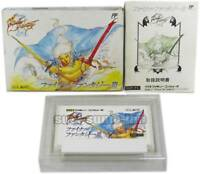 NINTENDO FAMICOM FINAL FANTASY III 3 SQUARE NES FC BOXED JAPAN