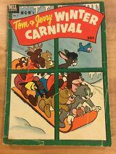 Tom and Jerry Winter Wonderland, #1
