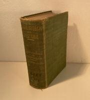 Antique 1895 Voice, Speech And Gesture A Practical Handbook On Elocutionary Art