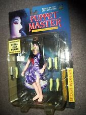 Puppet Master sanguijuela Figura De Mujer Full Moon Toys Sellada