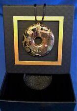 Goebel Gustav Klimt Ciondolo autorealizzazione erfullung-art nouveau gioielli 9609