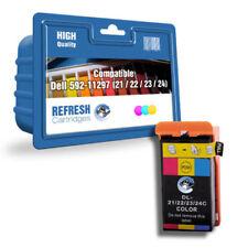 Cartuchos de tinta tricolor compatibles para impresora sin anuncio de conjunto