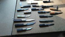 20 Barlow  Vintage Pocket Knives Lot