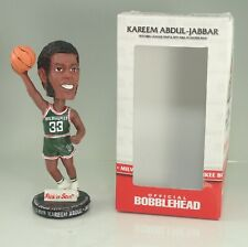 2009 - 2010 Milwaukee Bucks Kareem Abdul-Jabbar 1971 MVP Bobblehead In Box
