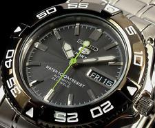 Deportivo Reloj Para hombres Automático Seiko 5 snzb 23J1 Garantía, Caja