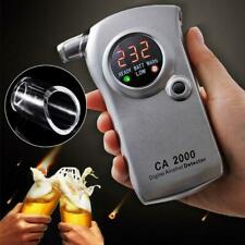 Breath Alcohol Tester Breathalyzer Mouthpieces Blowing Nozzle  Keychain