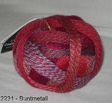 11,50�'� / 100 gr ZAUBERBALL CRAZY Sockenwolle von Schoppel Farbwahl