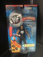"""WF World Wrestling R-3 Tech Series 1 """"The Rock"""" Figure Real Reaction"""