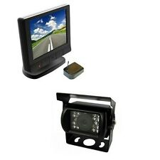 "Parksafe PS006C10W Car Van 3.5"" Parking Wireless Monitor Camera"