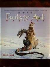 More Fantasy Art Masters by Dick Jude (Paperback 2003)