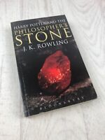 Harry potter And The Philosopher's stone Adult 1st Edition 1st Print Bloomsbury