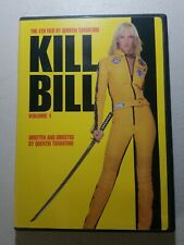 Kill Bill-Vol. 1 Dvd With Insert Quentin Tarantino 2003 #