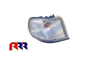 FOR SAAB 9000 CD/CS  2/95-12/97 CORNER LAMP LIGHT, CLEAR LENS - DRIVER SIDE