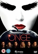 Once Upon a Time Season 5 DVD 2016 Fantasy Drama region 2 ***NEW***