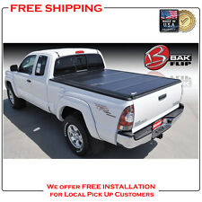 BAKFlip G2 Folding Tonneau Cover for 2005-2015 Toyota Tacoma 6' Bed Cover 26407