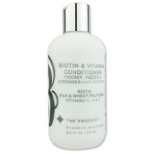 Biotin Vitamin Conditioner For Hair Growth