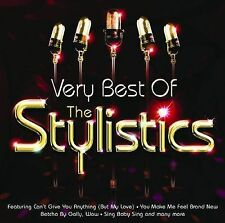 The Stylistics - Very Best of the Stylistics (CD 2007)
