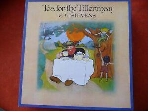 LP 33tr CAT STEVENS tea for the tillerman ( ilps 9135 )