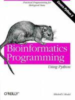 Bioinformatics Programming Using Python, Paperback by Model, Mitchell L., Bra...