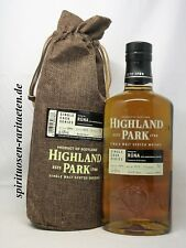 Highland Park runa 13 y. 62% single cask Orkney pinta Scotch Whisky Limited 618 B