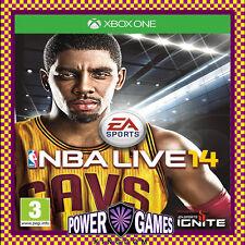 NBA Live 14 (Microsoft Xbox One) Brand New