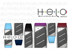 HELO Lx (Device Only) - Most Advanced Health Wristband Monitoring Device / APP