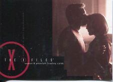 X Files Season 8 Box Loader Chase Card BL1