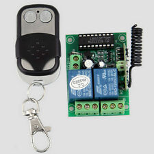DC12V 10A Telecomando + RicevitoreTrasmettitore Apricancello Cancello Garage