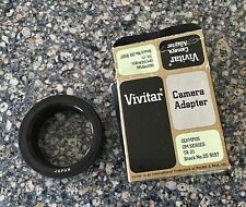 Vivitar Camera Lens Adapter for Olympus OM Series TA-21 20-9197