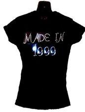 Strass in Größe 46 Damen-T-Shirts